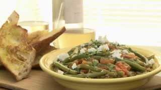 How to Make Greek Green Beans | Thanksgiving Recipes | AllRecipes