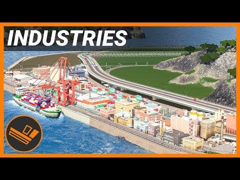 Cargo Harbour - INDUSTRIES (Part 20)