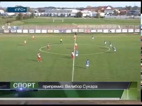 Prva liga RS: Kozara - Tekstilac (21.10.17.)