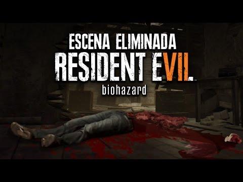 REVELAN ESCENA ELIMINADA DE RESIDENT EVIL VII