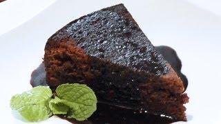 Gluten Free Chocolate Cake Recipe - Mark's Cuisine #49