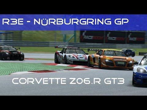 RaceRoom Racing Experience - #02 - Corvette Z06.R GT3 @ Nürburgring GP  