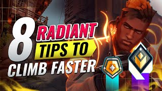 8 Easy Radiant Tİps To Help You Climb Faster - Valorant