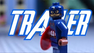 LEGO Avengers: Civil War Part 4 Trailer / LEGO Мстители: Гражданская Война Часть 4. Трейлер