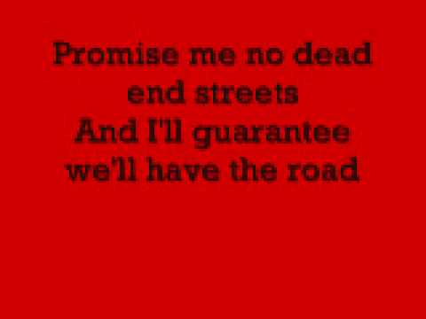 Green Day Worry Rock with lyrics