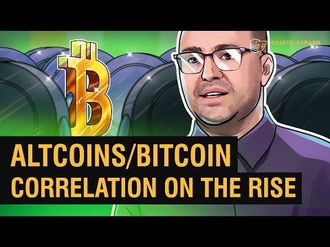 Altcoins' Correlation With Bitcoin To Increase | Crypto Markets