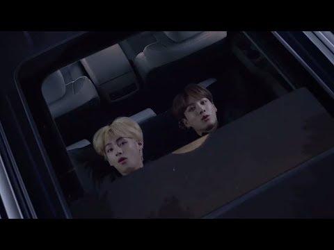 BTS - V and JungKook in Ad of Hyundai PALISADE