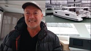 Купил новую яхту Парусный катамаран Lucia 40. Сравнительный обзор | КАПИТАН КОСТЯ
