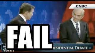 The 15 Worst Fails from Presidential Debates