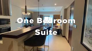 One Bedroom Suite at Hilton Doha The Pearl Residences