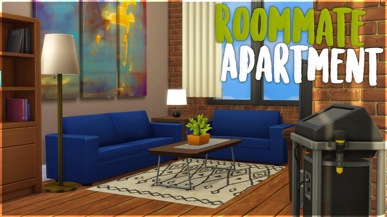 Sims  How To Build Your Own Apartment