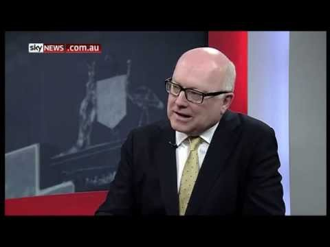 George Brandis beat boxes without a beat