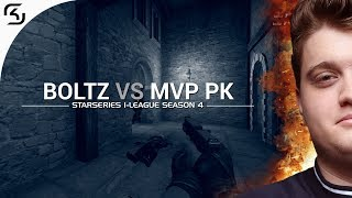 StarSeries i-League Season 4: Boltz vs MVP PK