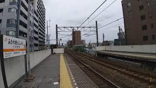 EF65牽引シキ800形(下り)三河安城駅通過  シキ800形にたまたま遭遇しました(* ´ ▽ ` *)