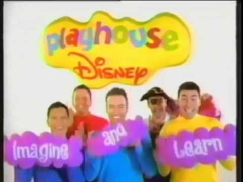The Wiggles:Playhouse Disney Theme Song