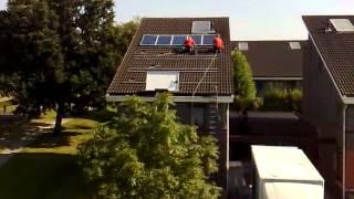 Installatie zonnepanelen Zonzaak.nl Van Goghstraat Haaksbergen