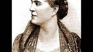 Marcella Sembrich sings Chopin - Maiden's Wish, ca 1900