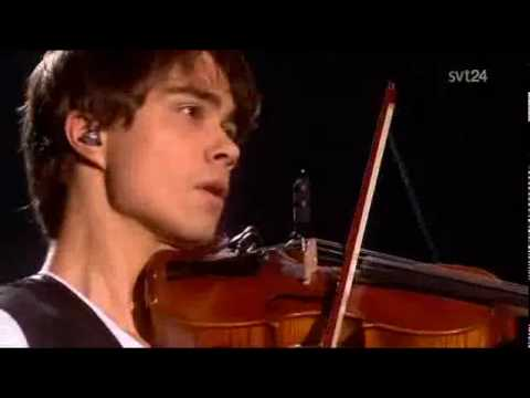 Nobel Prize Fairytale - the RIGHT version - Alexander Rybak