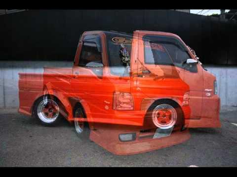 Subaru Sambar Kei Class Truck