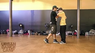 Keone & Mariel Madrid :: Dont Stop The Music (Choreografia) Love :: Urban Dance Camp