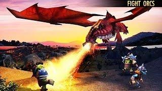 Real Dragon Simulator 3D - Android Gameplay HD