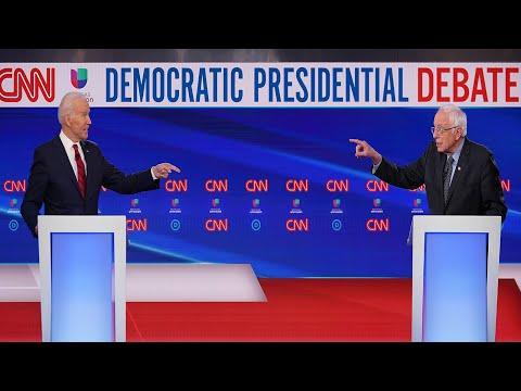 Democrats Debate: Neoliberal 'Pragmatists' Vs. People Pushing for Systemic Change