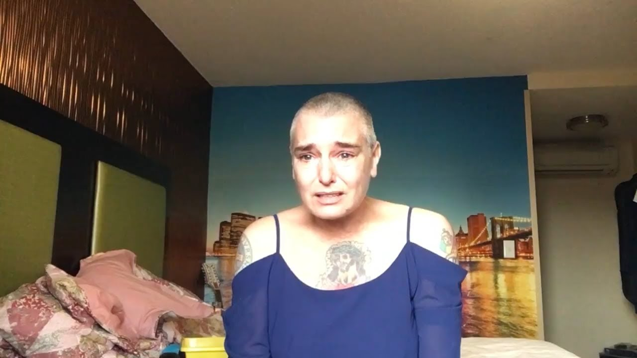 Sinead O' Connor says she's suicidal and living in a N.J. motel