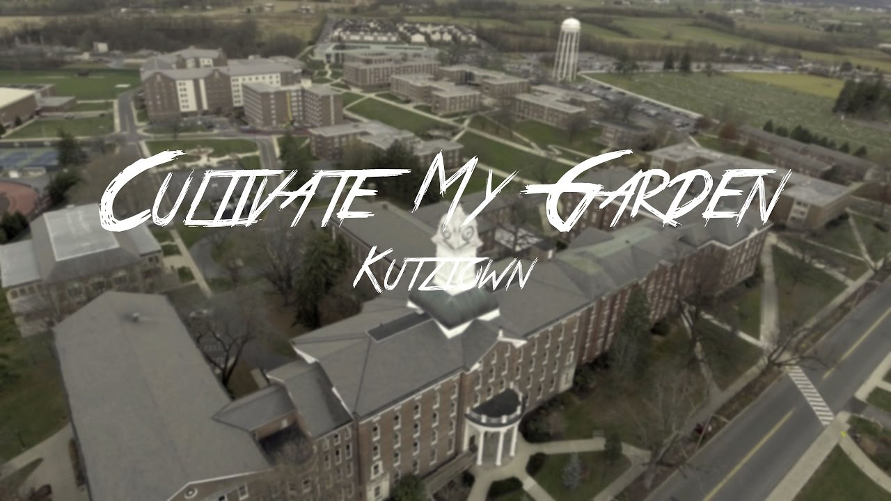 Cultivate My Garden Kutztown University Drone Footage YouTube
