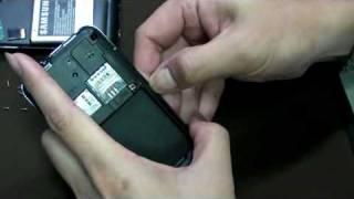 Samsung i9000 Disassembly.mp4