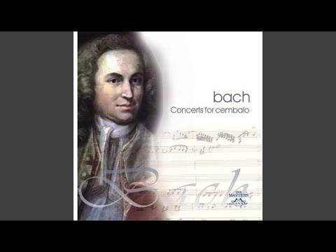 Concerto in A Major, BWV 1055: I Allegro  II Larghetto  III Allegro