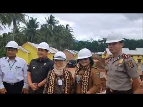 Ground Breaking Pesawaran Residence Lampung