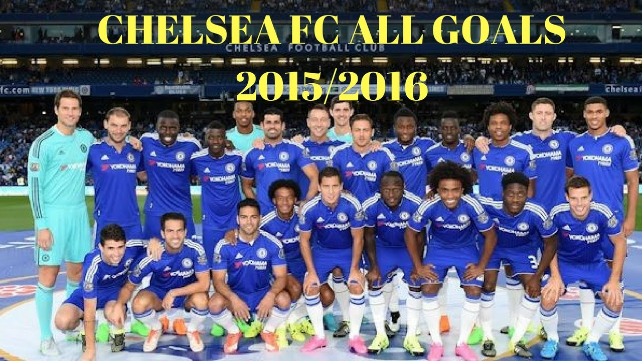 Download Chelsea FC || ALL GOALS 2015/2016 Season || English Commentary || HD