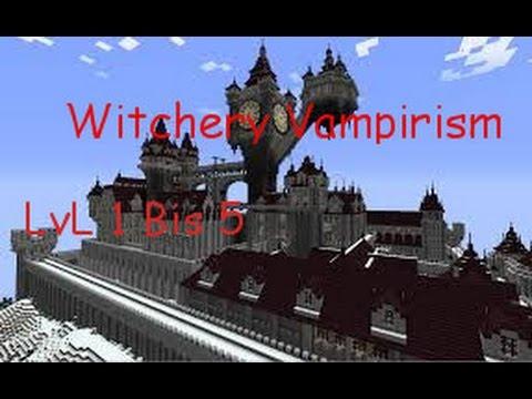 minecraft 1 7 10 witchery vampire (1/2) [Deutsch HD]