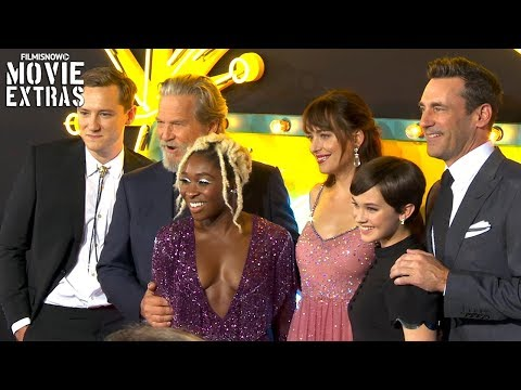BAD TIMES AT THE EL ROYALE | World Premiere (Hollywood)