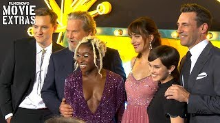 Bad Times At The El Royale | World Premiere  Hollywood