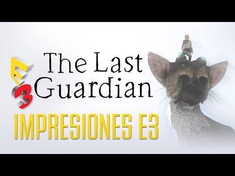 THE LAST GUARDIAN: Emoción en el E3 2015. Reacciones