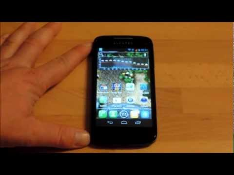 Alcatel One Touch 997D Ultra - full review (English) - www.technoviel.de