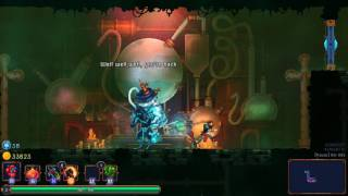 Dead Cells: Complete Run #8 (Co-Starring My New Favorite Weapon)
