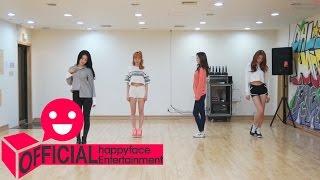 dalshabet 달샤벳 금토일 fri sat sun dance practice