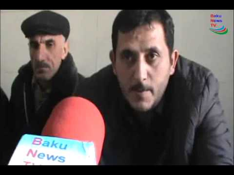 ' Təmir-Tikinti-istehsalat ' MMC-nin qanunsuzluqlarından zərər  cekanlar Baku News TV - da