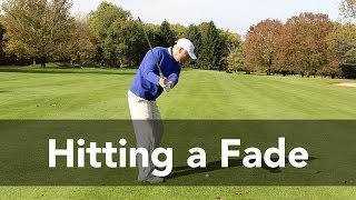 How to Hit a Fade in Golf like a Pro | Golf Instruction | My Golf Tutor