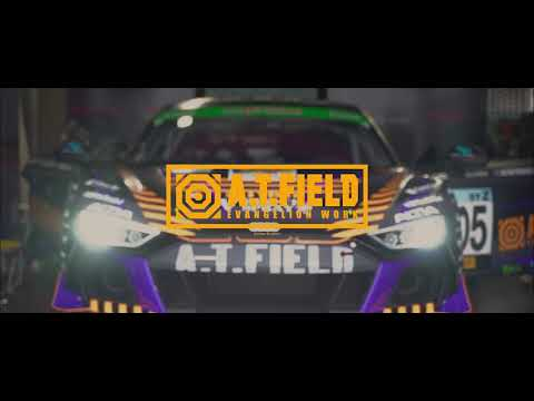 A.T.FIELD Racing Project FUJI 24HOURS RACE PV