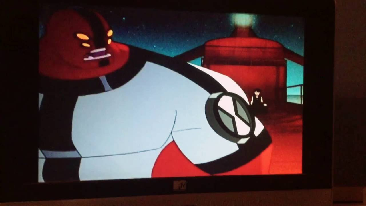 Ben 10: Framed Kevin 11's Mutation