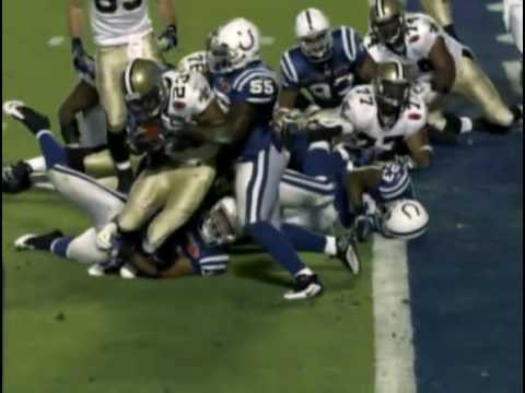 New Orleans Saints v Indianapolis Colts - 2009 Super Bowl.mp4