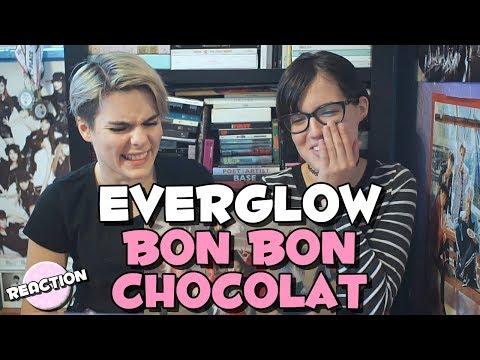 EVERGLOW 에버글로우 - BON BON CHOCOLAT 봉봉쇼콜라 ★ MV REACTION