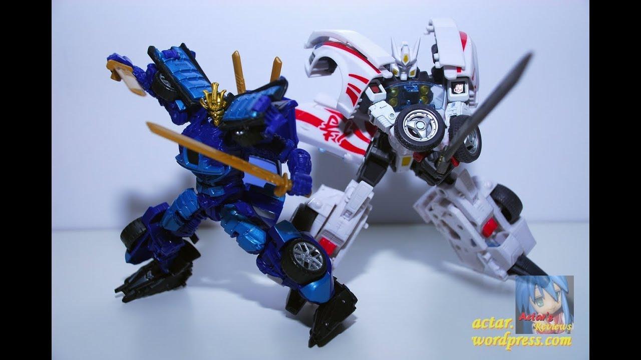 Hasbro  Figurine Transformers : Power Attackers : Drift  pas cher Achat /