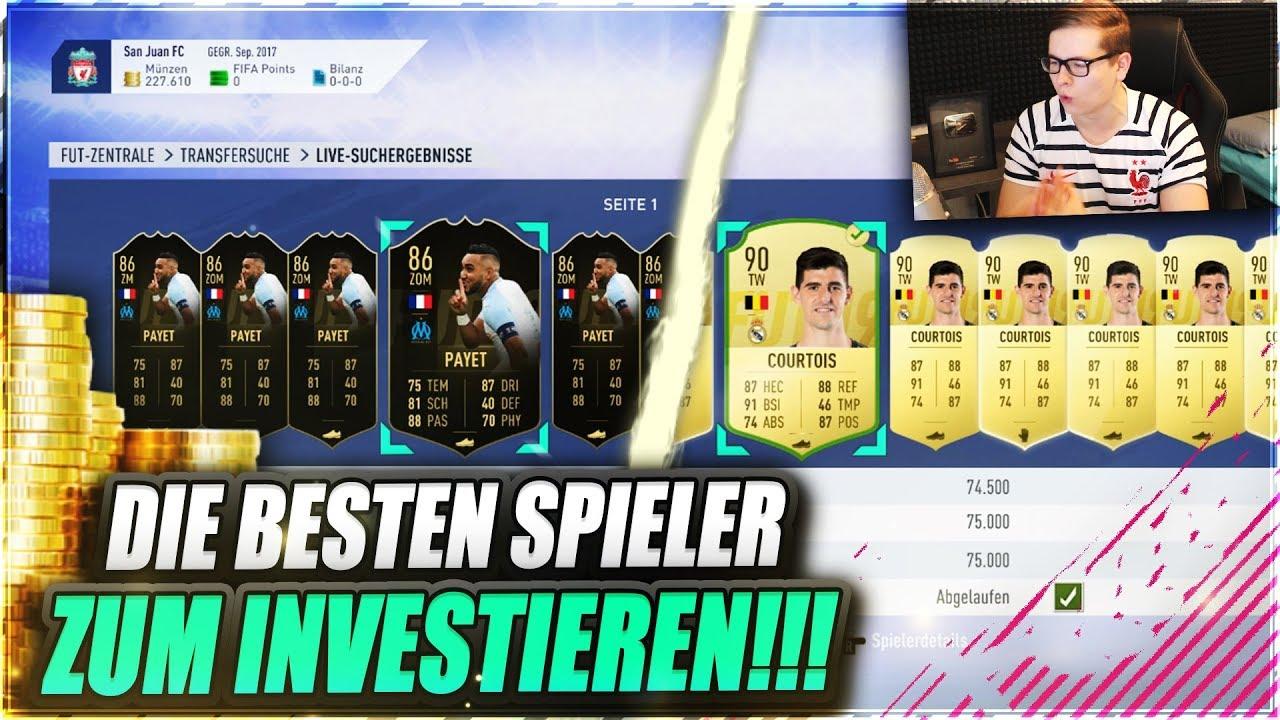 FIFA 19: IN DIESE SPIELER SOLLTET IHR INVESTIEREN!! ???????? - FIFA 19 Trading Tipps & Tricks (D