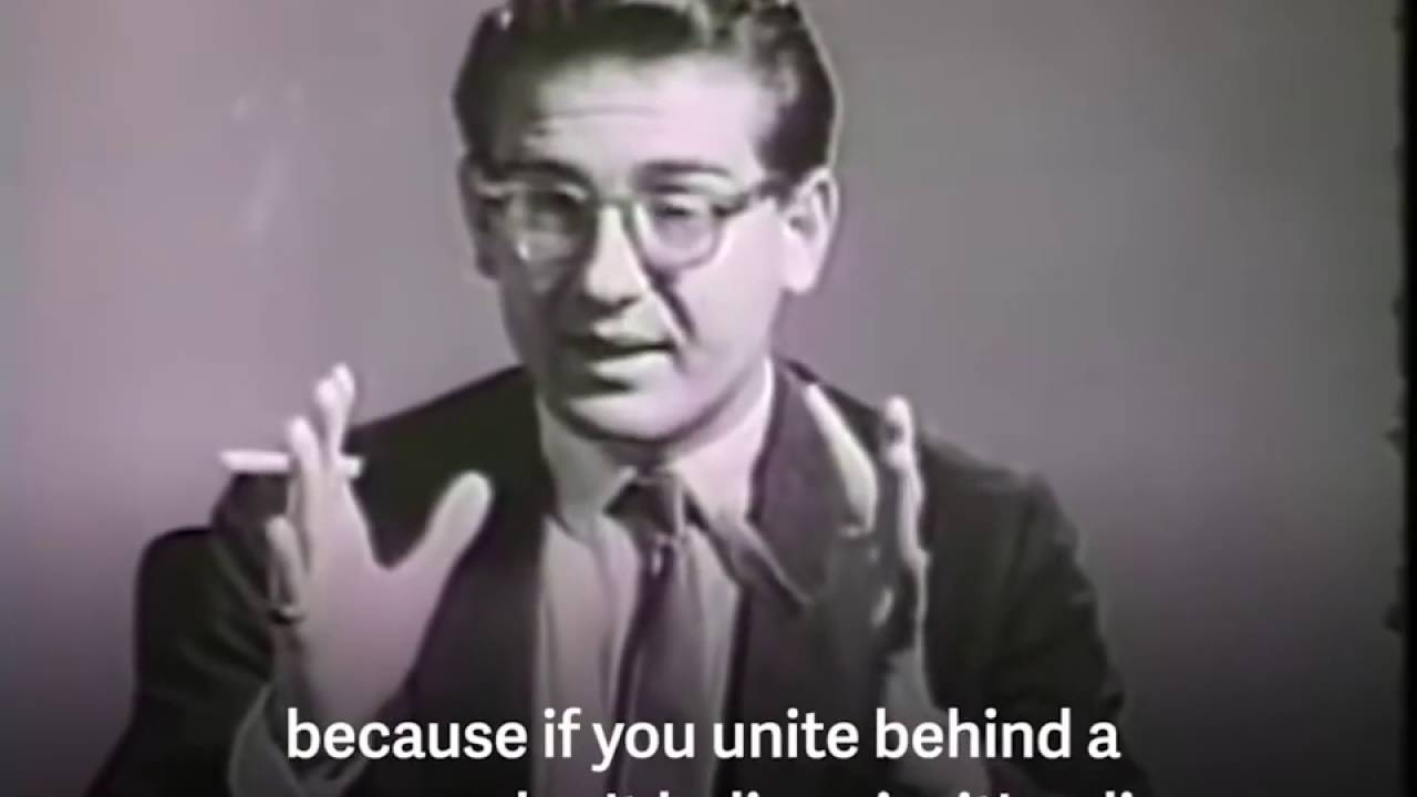 Confessions Of A Republican Ad From The 1964 Presidential Election