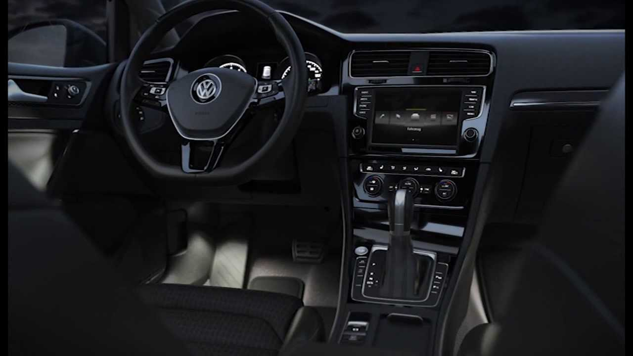 Technologie VW  clairage dAmbiance  YouTube