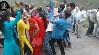 #2 Amazing dance Pahadi dance   खरसाड़ी थोल  ढोल दामों  मंडाण 🔥